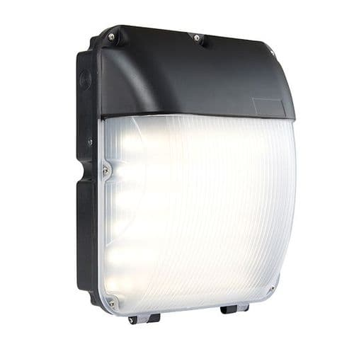 Saxby Lucca Photocell IP44 30w Cool White 67177 By Massive Lighting