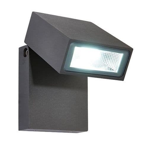 Saxby Morti Single IP44 10w Cool White 67685 By Massive Lighting