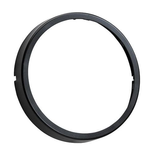 Saxby Rond Black Plain 78851 By Massive Lighting