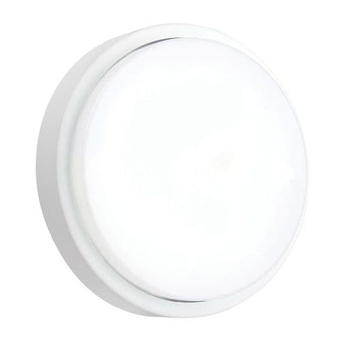 Saxby Rond IP54 12w Cool White 78622 By Massive Lighting