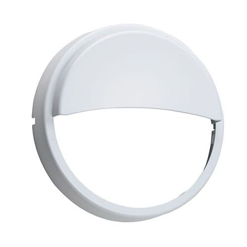 Saxby Rond White Eyelid 78853 By Massive Lighting