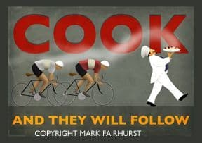 Cook, and they will follow