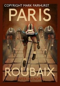 Paris : Roubaix Cancellara