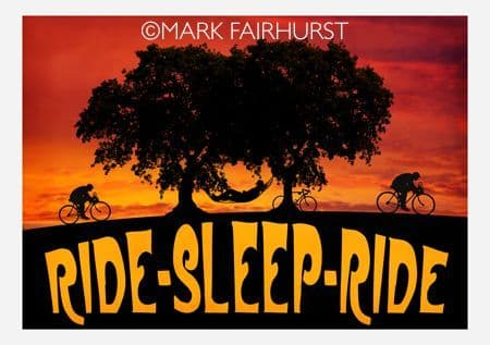 Ride. Sleep. Ride.