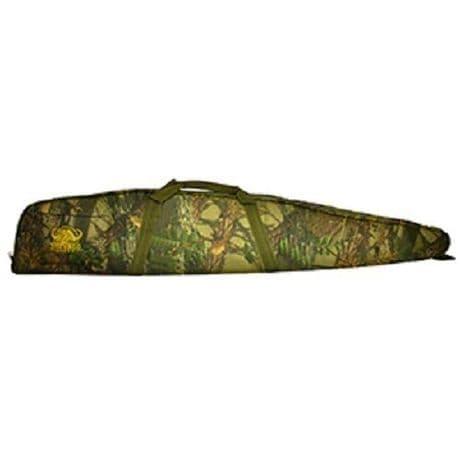 "Buffalo River CAMO carryPRO 2 Quality 48"" Scoped Rifle Air Gun Slip Bag Case New"