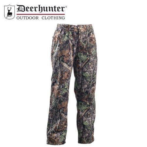 Deerhunter Game Stalker II Trousers Pant Innovation Camo Quiet Stalking New SALE