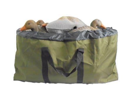 HUGE Monster Goose Decoy Bag Waterproof Cordura Strong Shooting Carry All Kit