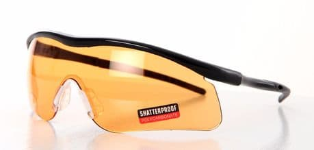Impact Orange Safety Clay Pigeon Shooting Glasses Eyelevel Sunglasses UV 400