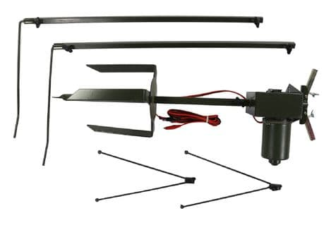 Pigeon Magnet Rotary Machine Decoying Pigeon Shooting Decoy Strong Adjustable