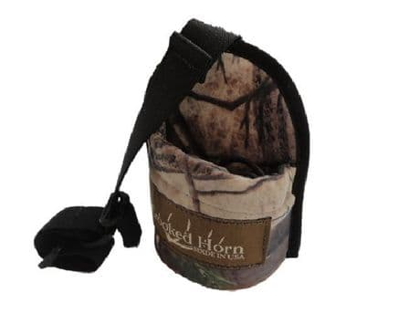Rangefinder Holster Pouch Carrier Easy Connect to Your Binocular Straps Camo New