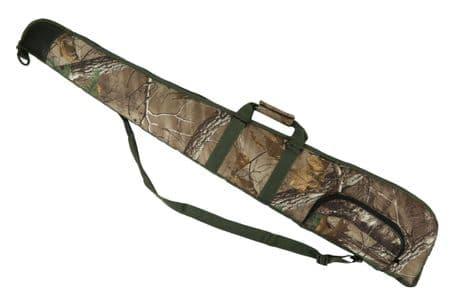 "Realtree Well Padded Gun Slip 52"" Shotgun Bag Clay Pigeon Shooting Hunting New"