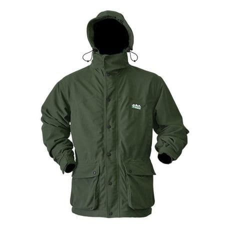 Ridgeline Torrent Euro III Olive Jacket Waterproof Windproof Breathable Hunting