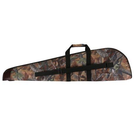 "Riverside CAMO EX-PRO 2 Deluxe 48"" Scoped Rifle Air Gun Slip Bag Case Handle New"