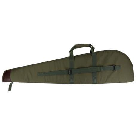 "Riverside GREEN EX-PRO 2 Deluxe 52"" Scoped Rifle Air Gun Slip Bag Case Handle"
