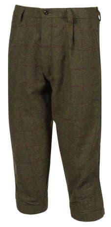 Waterproof Blenheim Tweed Shooting Breeks Traditional Tailored Quality Wool New