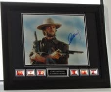 "A CLINT EASTWOOD SIGNED ""THE OUTLAW JOSEY  WALES"""