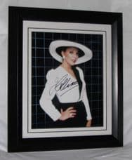 A398JC JOAN COLLINS SIGNED