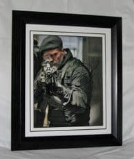 """A413JS JASON STATHAM - """"THE EXPENDABLES"""" SIGNED"""