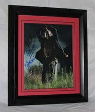 """A420DM DEREK MEARS - """"FRIDAY THE 13TH"""" SIGNED"""