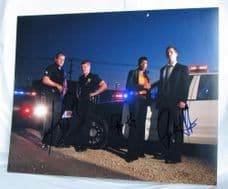 "A515S  MICHAEL CUDLITZ, REGINA KING and SHAWN HATOSY - ""SOUTHLAND"" MULTI-SIGNED"