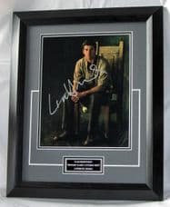 """A68LH LIAM HEMSWORTH - """"THE HUNGER GAMES"""" SIGNED"""