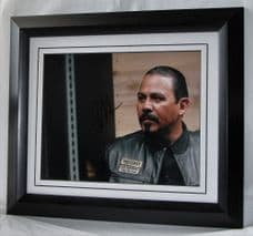 "A692ER EMILIO RIVERA - ""SONS OF ANARCHY"" SIGNED"