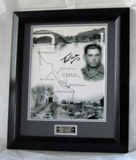 """A695FS FRED SIEKER - """"BRIDGE ON THE RIVER KWAI"""" SIGNED"""
