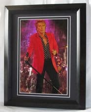 A79RS ROD STEWART SIGNED