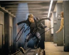 "P129JM JAKE MCDORMAN SIGNED ""LIMITLESS"" SIGNED 10X8 PHOTO GUARANTEED AUTHENTIC AUTOGRAPH …"