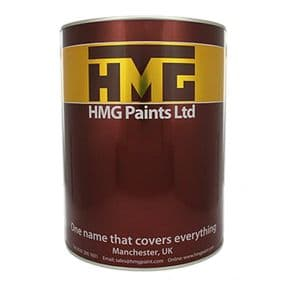 HMG M99 Gipgloss Premium High Gloss Cellulose Topcoat mixed to colour 5lt