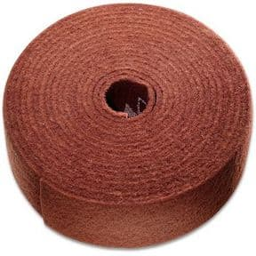 Siafleece 6120 Maroon 100mm Wide Red Non Woven