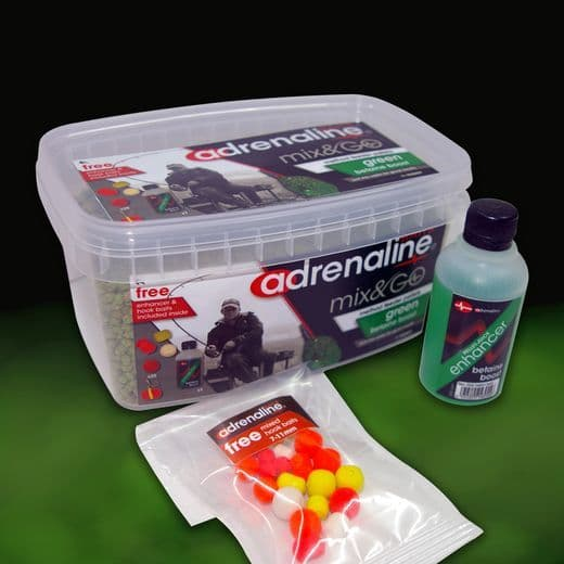 Adrenaline Baits Betaine Method Pellets