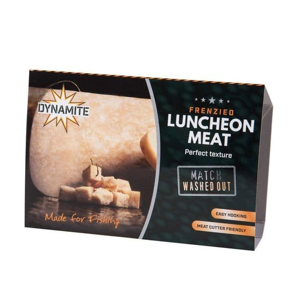 Dynamite Bait Match Luncheon Meat
