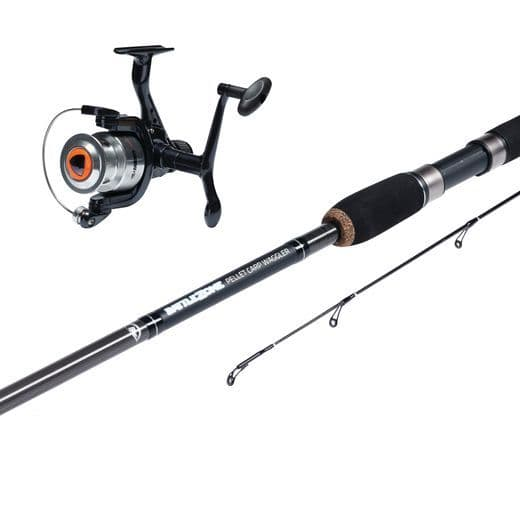 Middy Battlezone Waggler Rod & Reel Combo