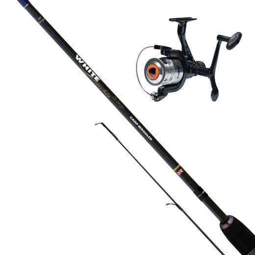 Middy White Knuckle Waggler Rod & Reel
