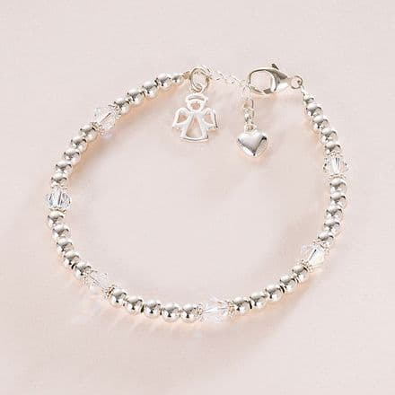 Angel Bracelet, Sterling Silver