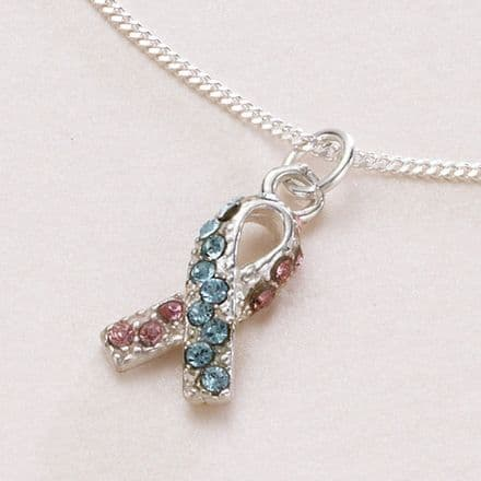 Infant Loss Awareness Necklace, Optional Engraving