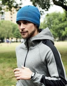 ACTIVE PERFORMANCE BEANIE ELECTRIC LIME  L'