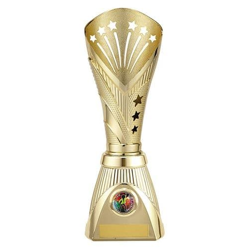 All Stars Deluxe Rapid Trophy Gold 285mm