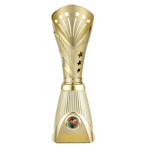 All Stars Deluxe Rapid Trophy Gold 315mm