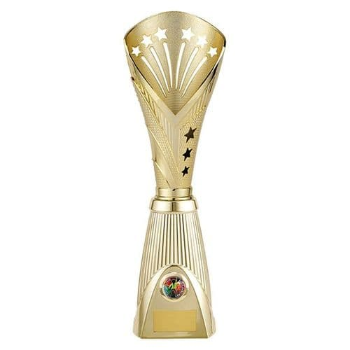 All Stars Deluxe Rapid Trophy Gold 385mm