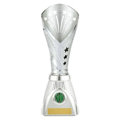 All Stars Deluxe Rapid Trophy Silver 285mm