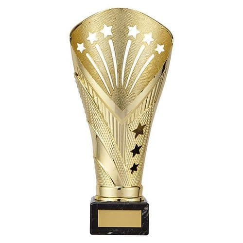 All Stars Large Rapid Trophy Gold 215mm