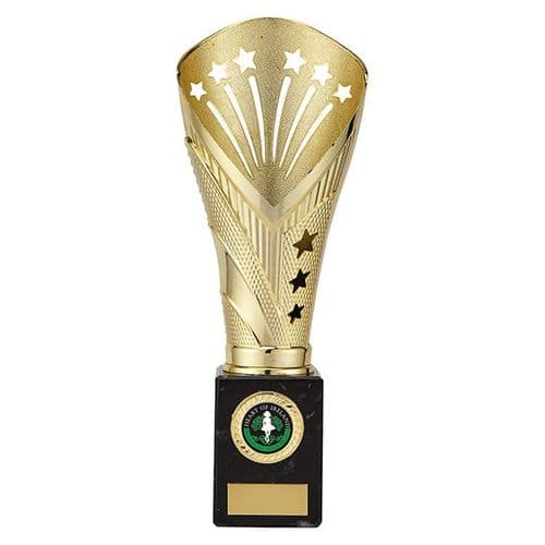 All Stars Large Rapid Trophy Gold 260mm