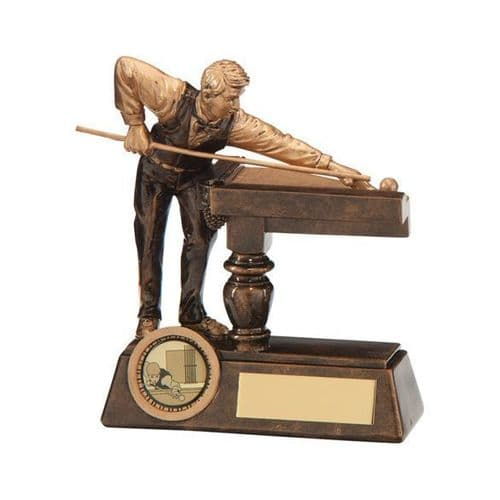Big Break Pool Snooker Award 130mm