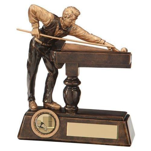 Big Break Pool Snooker Award 160mm