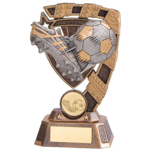 Euphoria Football Boot & Ball Award 150mm