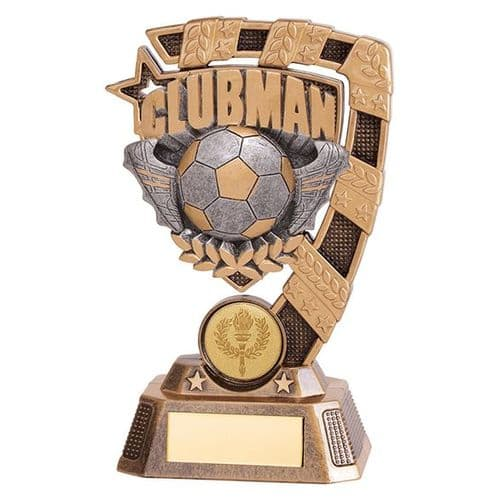 Euphoria Football Clubman Award 150mm