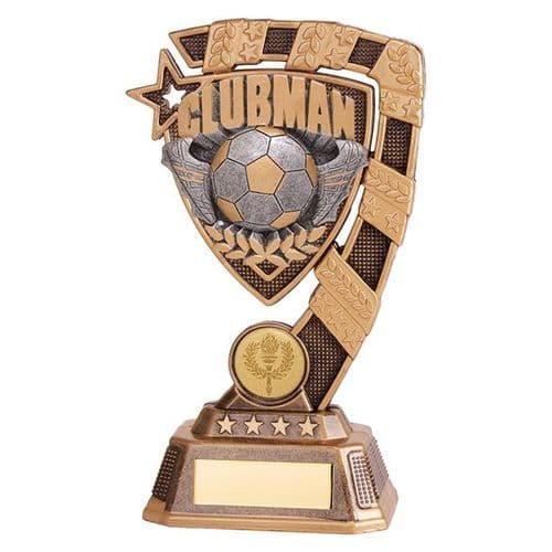 Euphoria Football Clubman Award 180mm