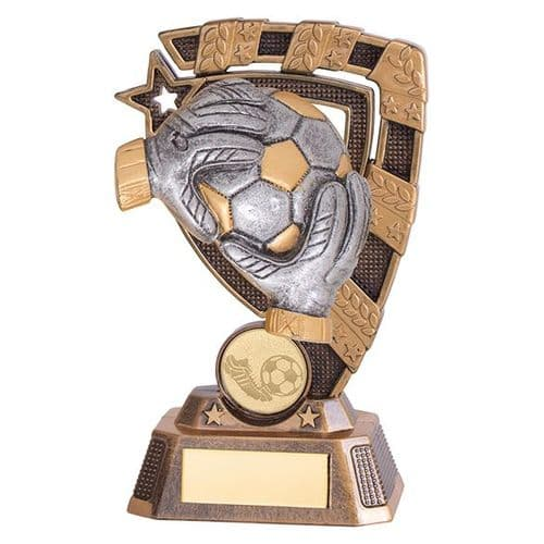 Euphoria Football Goalkeeper Award 150mm